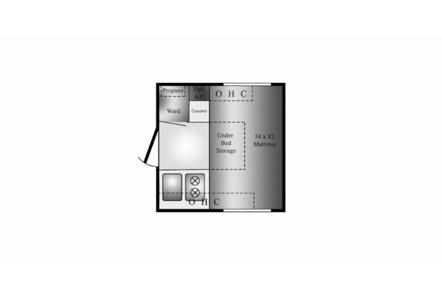 Floor plan for STOCK#21TL6766